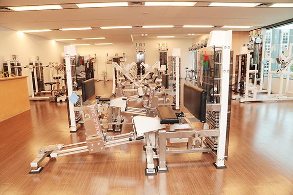 ワールドウィング神戸店トレーニングルーム